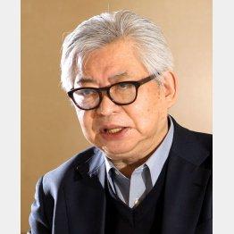 保阪正康氏(C)日刊ゲンダイ