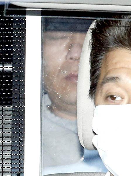 覚醒剤を譲渡した疑いで逮捕された小林和之容疑者(C)日刊ゲンダイ