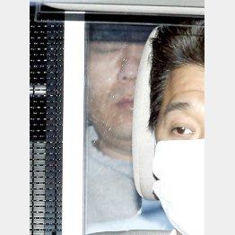 覚醒剤を譲渡した疑いで逮捕された小林和之容疑者