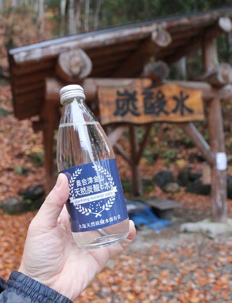 天然炭酸水と源泉の井戸(C)日刊ゲンダイ