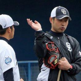 中日・朝倉二軍投手コーチ 叱責も助言も現役時の体験で