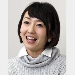 フリー転身はキッパリ否定(C)日刊ゲンダイ