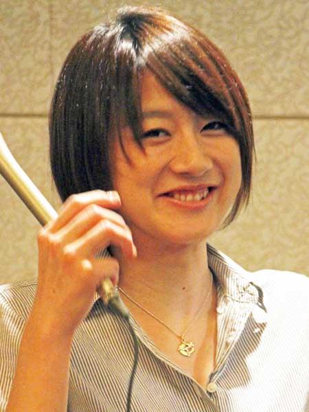 大島アナは会社に骨をうずめるしかない(C)日刊ゲンダイ