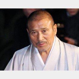 6代目山口組の篠田建市組長(C)日刊ゲンダイ