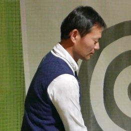 小暮博則プロ(C)日刊ゲンダイ