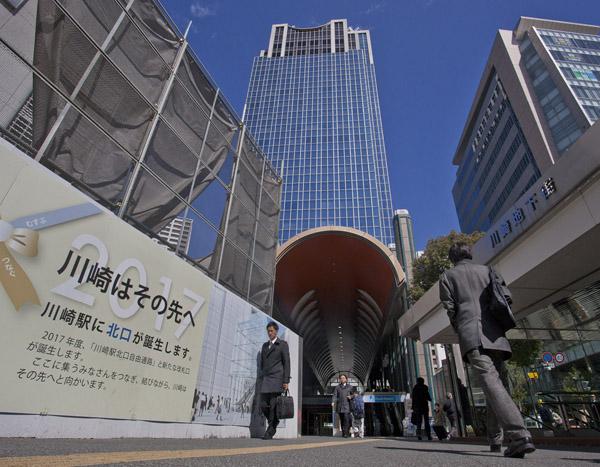 川崎だけではなく、日本全国に共通する傾向(C)日刊ゲンダイ