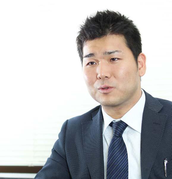 健康コーポレーションの瀬戸社長(C)日刊ゲンダイ