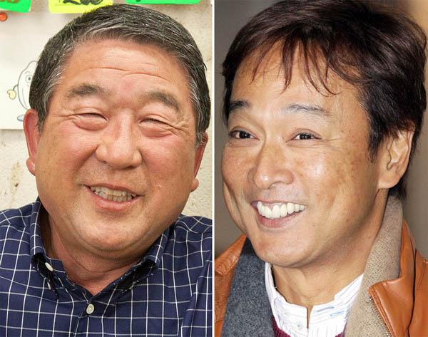 """徳光和夫と太川陽介に""""逆転現象""""(C)日刊ゲンダイ"""