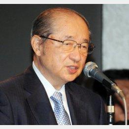 三菱商事会長の小島順彦死(C)日刊ゲンダイ