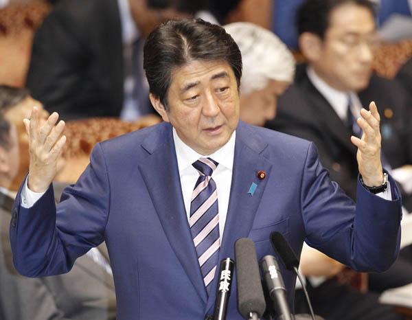 ゴマカシ、マヤカシ、はぐらかし(C)日刊ゲンダイ