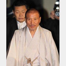 抗争は激化(6代目山口組の司忍組長)/(C)日刊ゲンダイ
