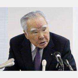 経営は「チームスズキ」へ(修会長)(C)日刊ゲンダイ