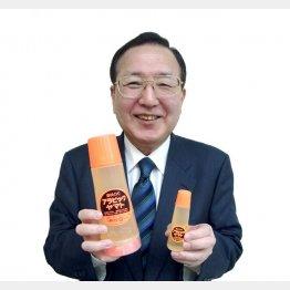 地道な努力がロングセラーたるゆえん(C)日刊ゲンダイ