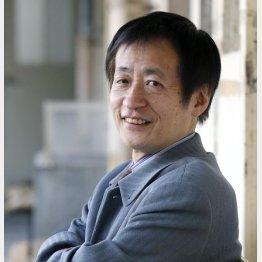 奥山和由さんにとって読書はリアルを実感すること(C)日刊ゲンダイ