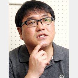 ぺーぺーの道化を演じ続けることが相方への供養(C)日刊ゲンダイ