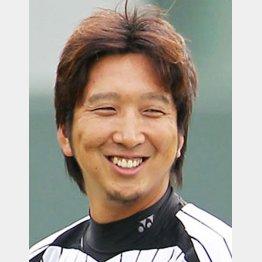 「いい準備」と笑顔の藤川(C)日刊ゲンダイ