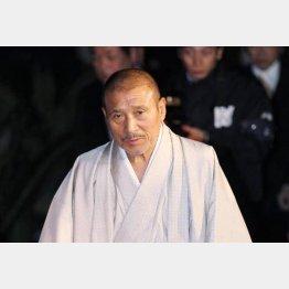 抗争は激化するばかり(山口組・司忍組長)(C)日刊ゲンダイ