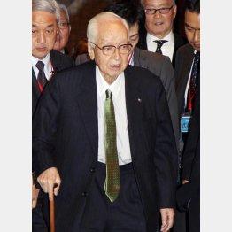球団最高顧問を退任した渡辺氏(C)日刊ゲンダイ