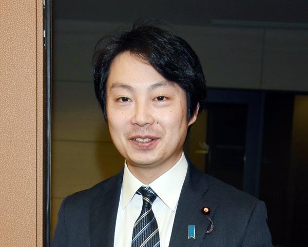 自民党の石崎徹衆議院議員(C)日刊ゲンダイ