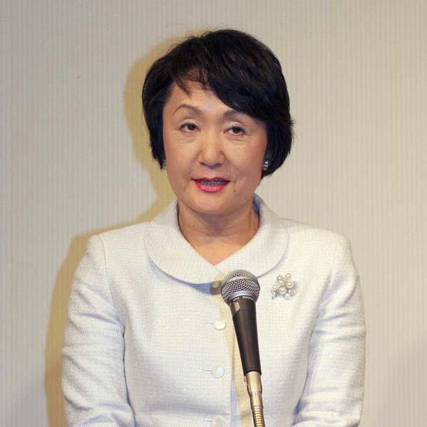 「待機児童ゼロ」で注目を浴びた林横浜市長(C)日刊ゲンダイ