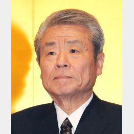 鹿島などの社外取締役を務める坂根正弘氏(C)日刊ゲンダイ