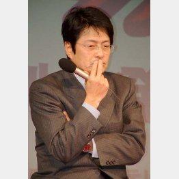 フジテレビ亀山千広社長も頭が痛い(C)日刊ゲンダイ