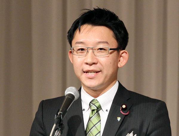 告発された中西祐介議員(C)日刊ゲンダイ