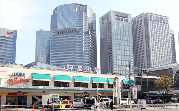 品川駅(C)日刊ゲンダイ