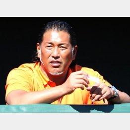 清原和博被告は出所後入院(C)日刊ゲンダイ
