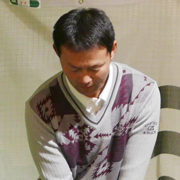 木暮博則プロ(C)日刊ゲンダイ