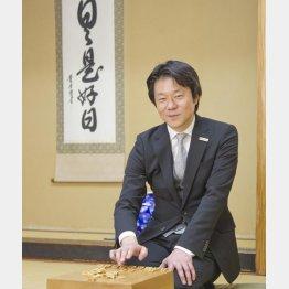 瀬川晶司さんは35歳でプロ棋士に再挑戦(C)日刊ゲンダイ