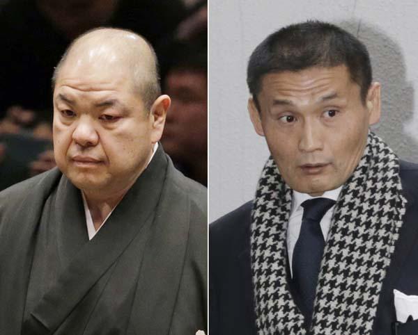 八角理事長批判を続ける貴乃花理事(C)日刊ゲンダイ