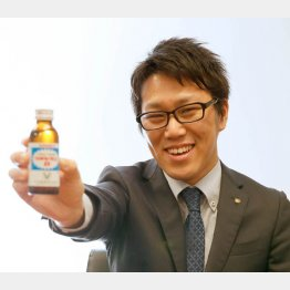 大正製薬の増田啓太さん