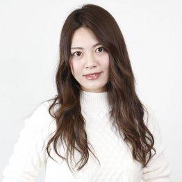 X'stinaのサチコさん(C)日刊ゲンダイ