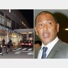 松戸市の病院と清原和博被告