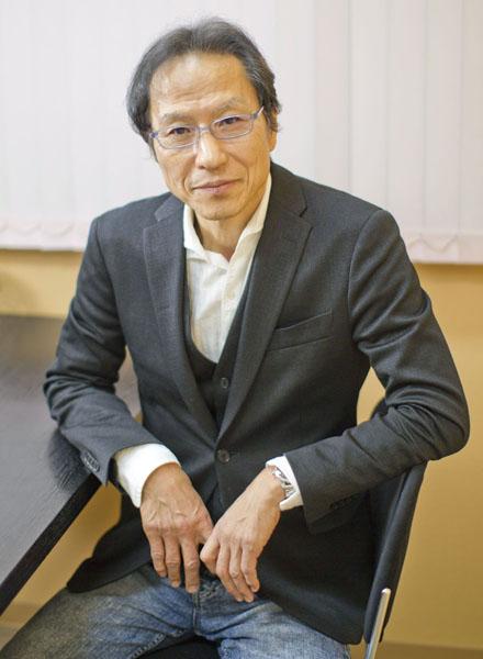 姜尚中氏(C)日刊ゲンダイ