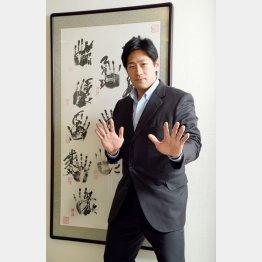 引退後8つの難関資格を取得した隆乃若関(C)日刊ゲンダイ