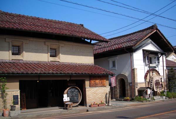 喜多方の蔵街(提供写真)