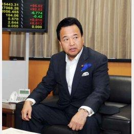 国会欠席が続く甘利前経済再生担当相(C)日刊ゲンダイ