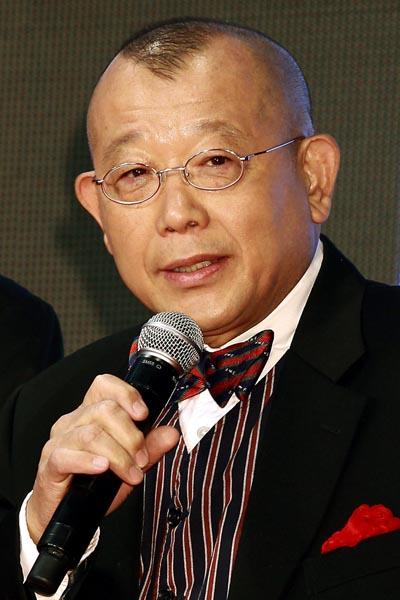 立川志の輔をたしなめた笑福亭鶴瓶(C)日刊ゲンダイ