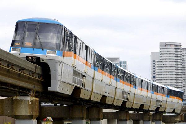 東京モノレール(C)日刊ゲンダイ