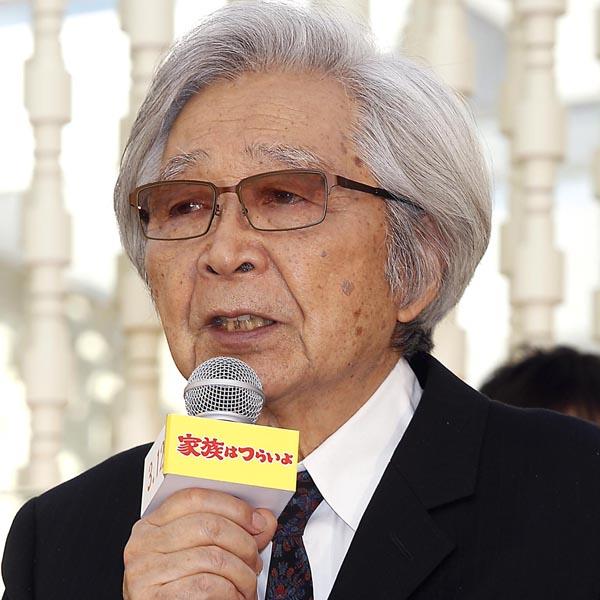 山田洋次氏は監督生活50年以上(C)日刊ゲンダイ