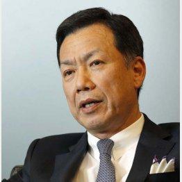 牧俊夫社長 60歳(C)日刊ゲンダイ