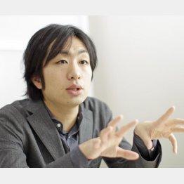「政府は高齢者偏重で若い世代や子供たちを軽視する」と駒崎氏(C)日刊ゲンダイ