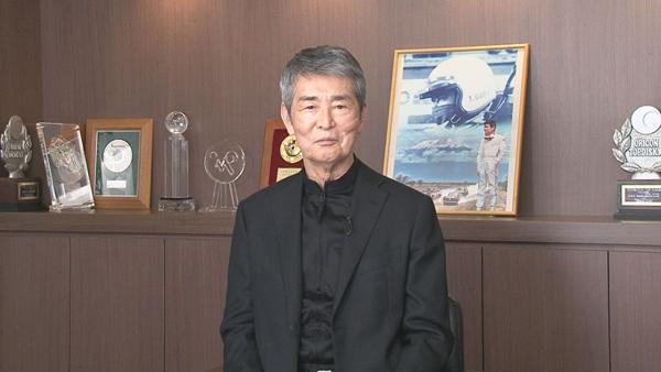 3年ぶりのメディア出演(C)BS11