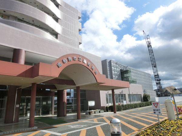 南相馬市立総合病院(C)岡邦行