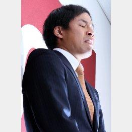 軽減措置の前例となった高木京介