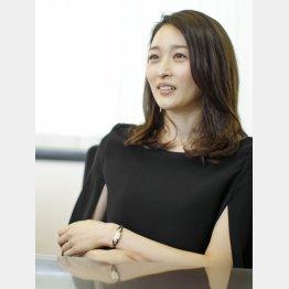 苦労人の一面も持つ東加奈子(C)日刊ゲンダイ