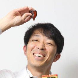 """ロート製薬・宮野貴之さん """"官能試験""""で配合成分を調整"""