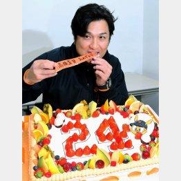 3日に41歳の誕生日を迎えた高橋監督(C)日刊ゲンダイ